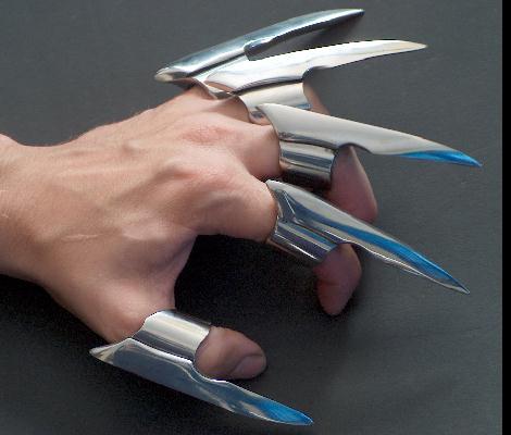5 Claw set