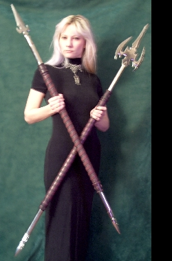 Spear & Trident